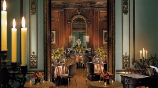 Grand dining room, Four Seasons Buenos Aires, Argentina