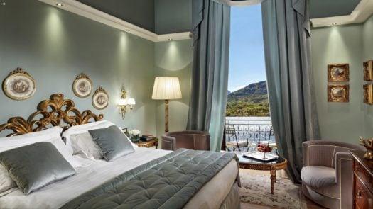Prestige Room with Lake View, Grand Tremezzo Hotel, Lake Como, Italy