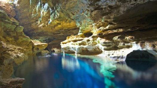 Diamond caverns, Chapada Diamantina National Park, Brazil