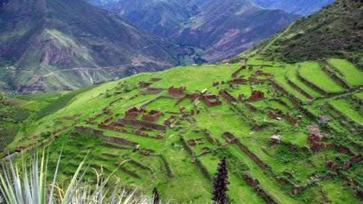 Huchuy Qosqo Sacred Valley Peru
