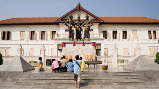 Three Kings Chiang Mai Thailand
