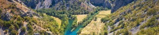 Zrmanja And Krupa River Canyons