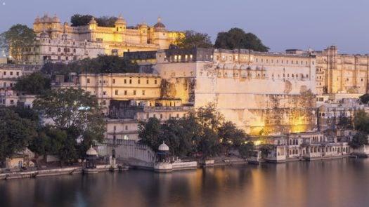 sunset-city-palace-udaipur