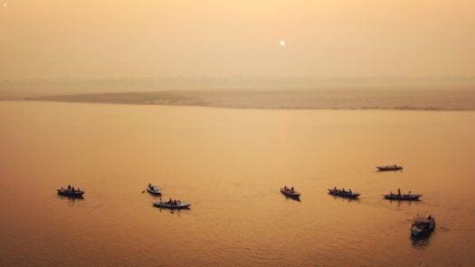 boats-varanasi-india