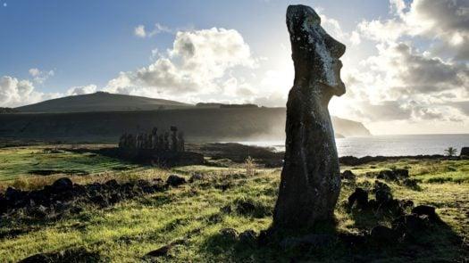 Rano Raraku, Easter Island/Rapa Nui, Chile