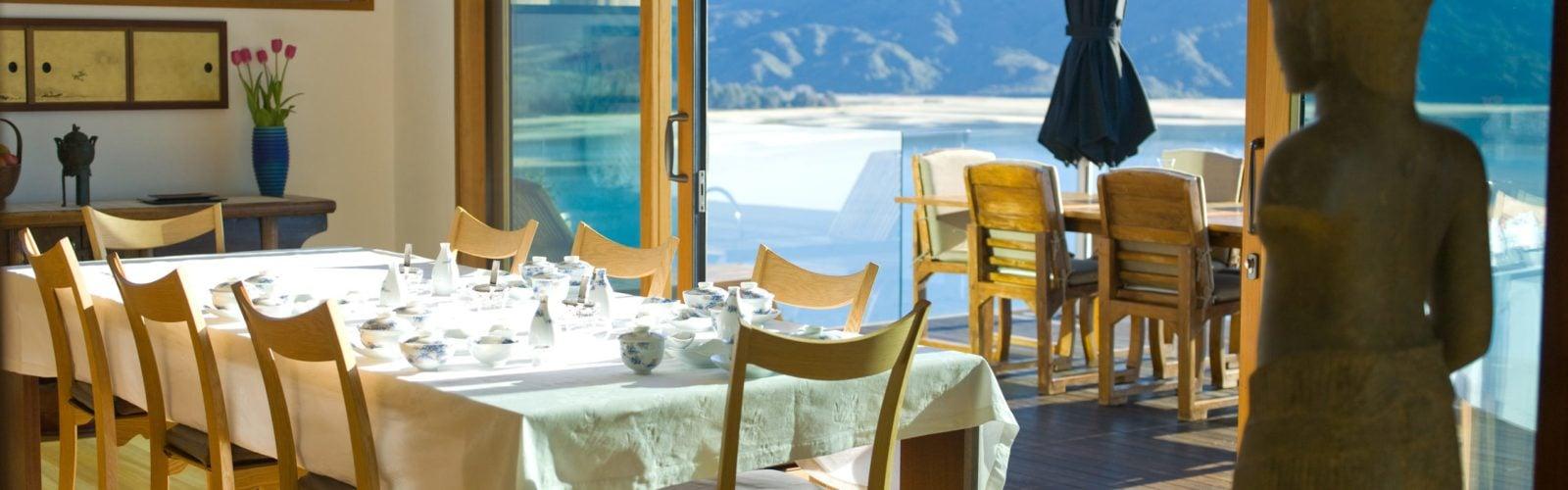 Split Apple Retreat luxury retreat lodge accommodation near Nelsons Abel Tasman National Park