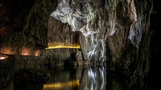 Skocjan Caves, Natural Heritage Site in Slovenia