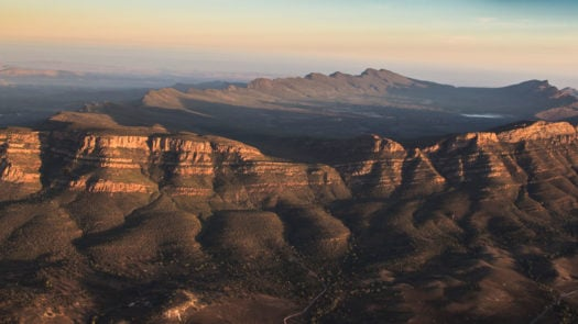 Arkaba landscape, the Outback, Australia