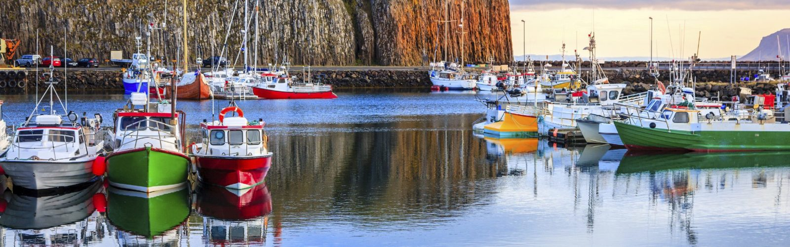 harbour-iceland