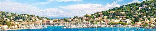 Harbour Saint Tropez Cote d'Azure France