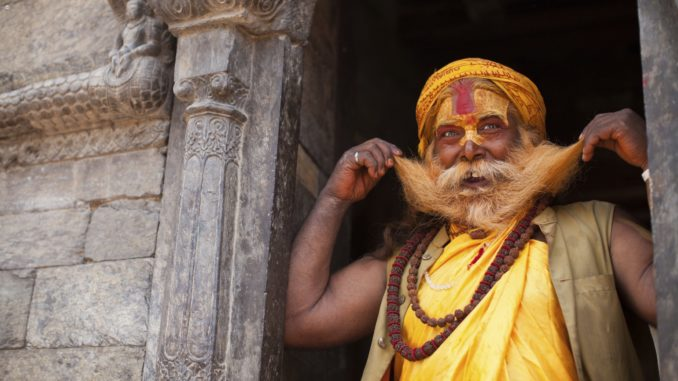 local-varanasi-india