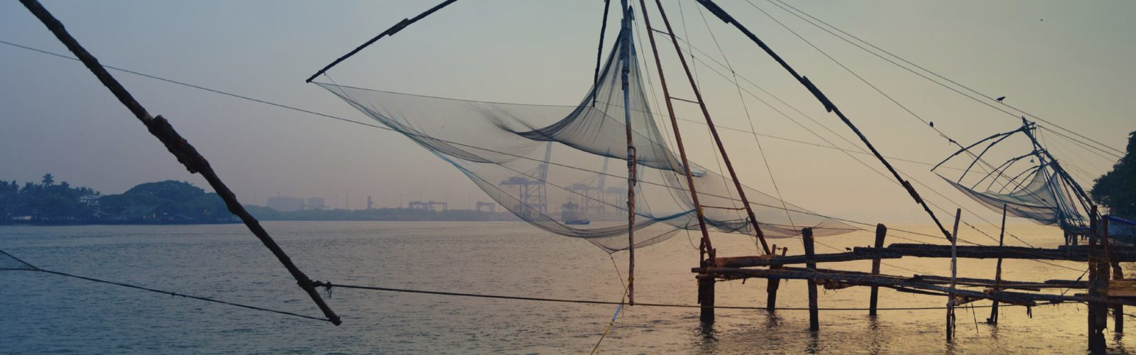 fishing-nets-fort-cochin-kerala-india