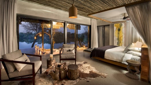 Matetsi River Lodge, Zimbabwe