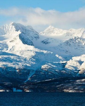 Lyngenfjord, Norway