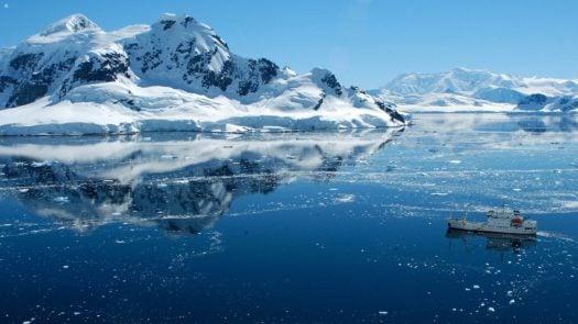 Antarctica Cruise, Paradise Bay