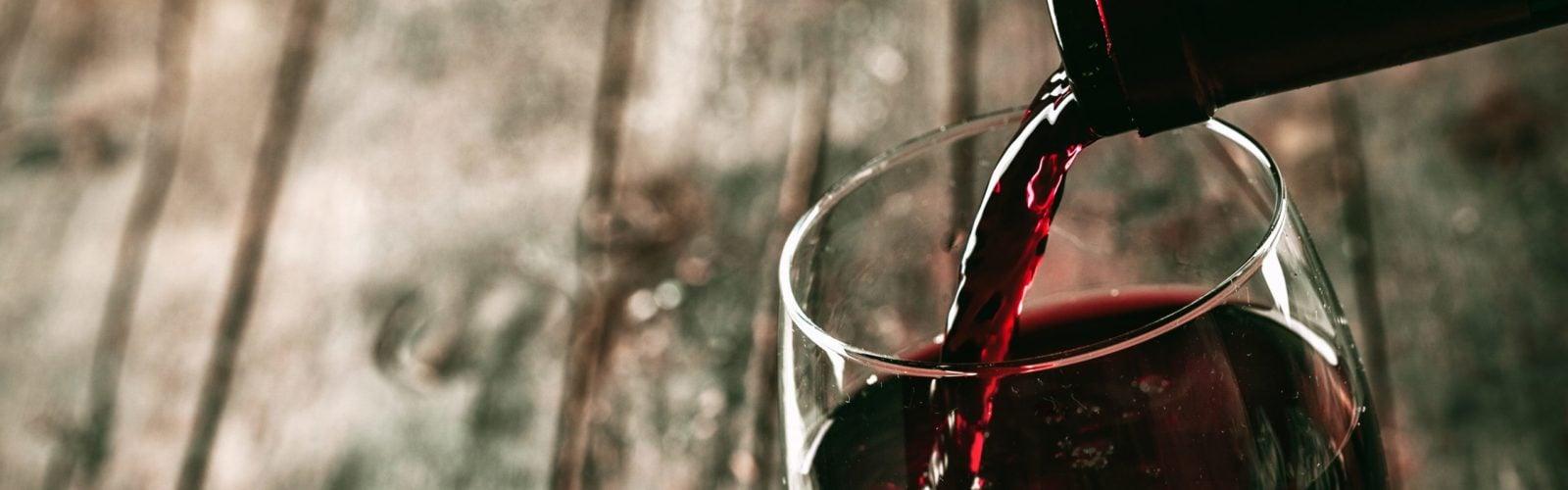 Red wine tasting Chile