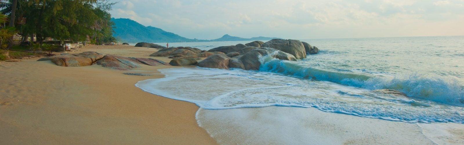 Lamai Beach Koh Samui, Thailand