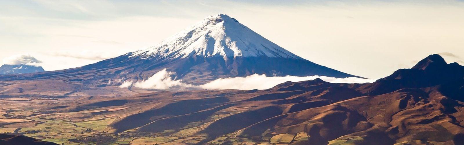 Mount Cotopaxi Ecuador