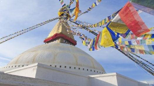 Boudhanath Supa Nepal