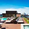 Rooftop pool, Park Hyatt Sydney, Australia