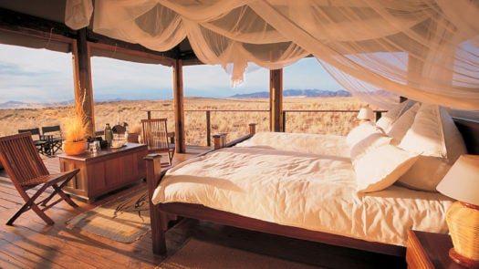 Wolwesdans, Dunes Lodge, Namibia