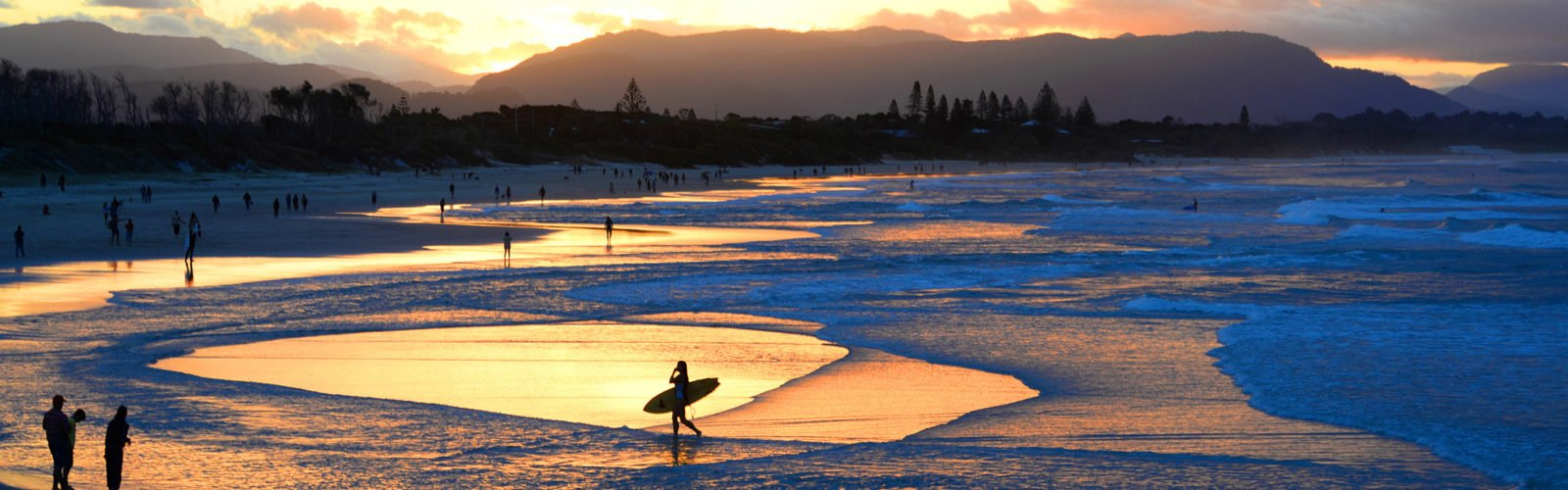 Surfing South Africa