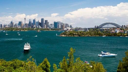 sydney-harbour-skyline-view