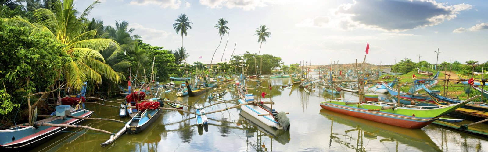 Galle_fishing_boats