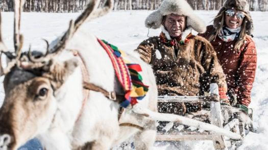 fjellborg-reindeer-sleigh