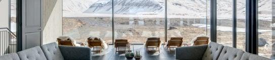 Deplar Farm Lounge, Iceland