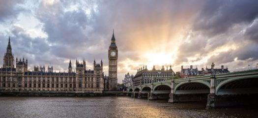 london-parliament-sunset