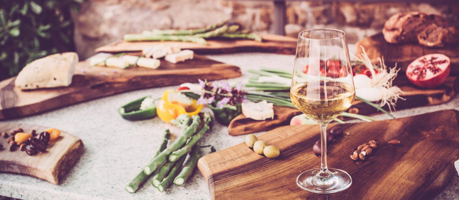Food and wine, Slovenia