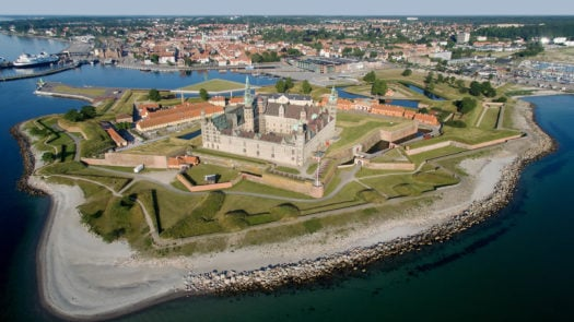 kronborg-castle-aerial-view-denmark