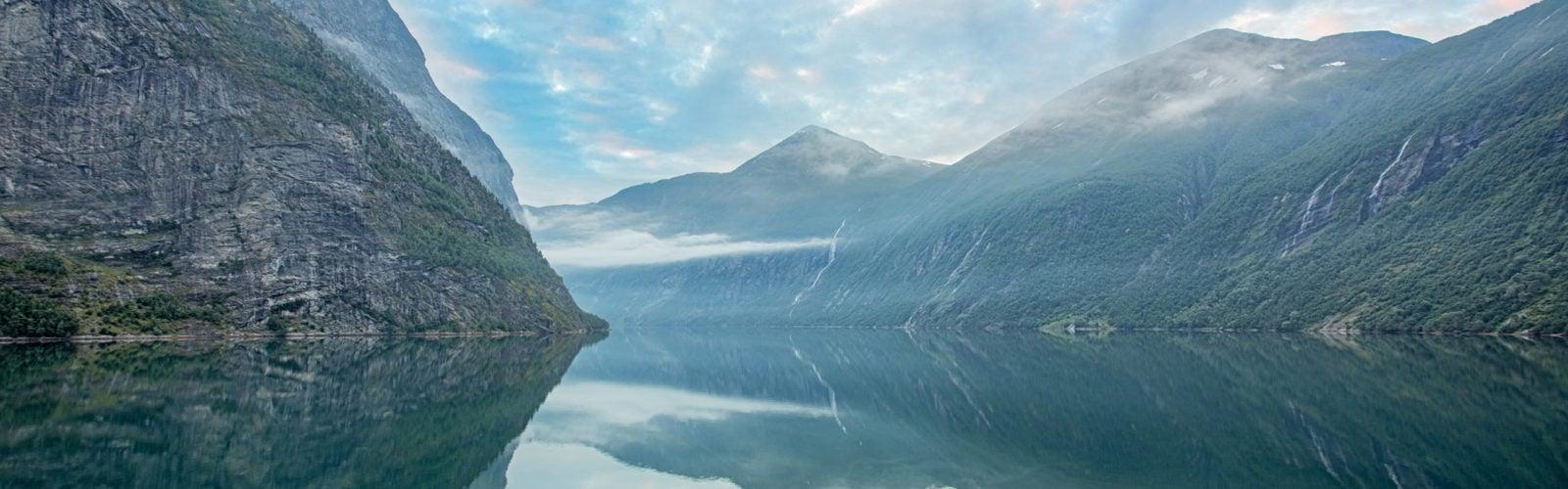 geirangerfjord-norway-sunrise