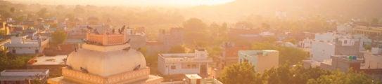 amer-cityscape-sunrise-jaipur-rajasthan-india