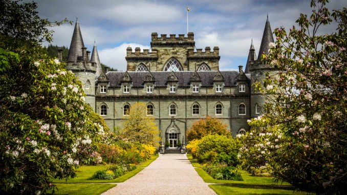 inveraray-castle-scotland
