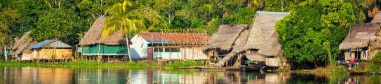 village-jungle-amazon