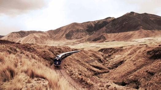 Belmond Andean Explorer, Peru