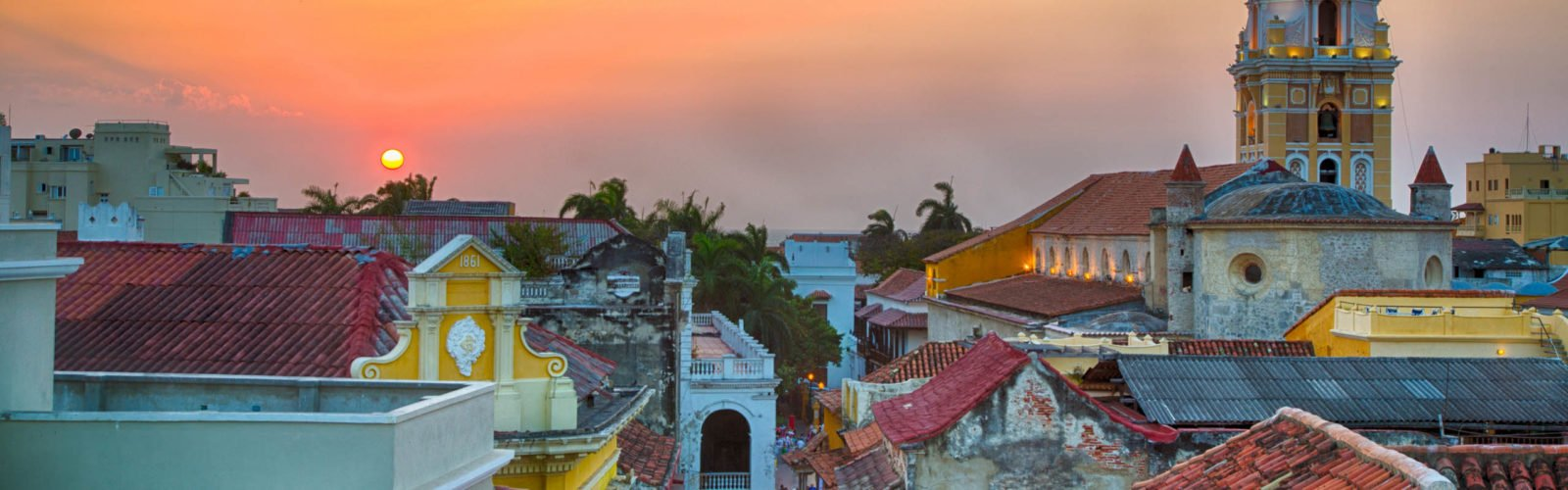 sunset-cartagena-colombia