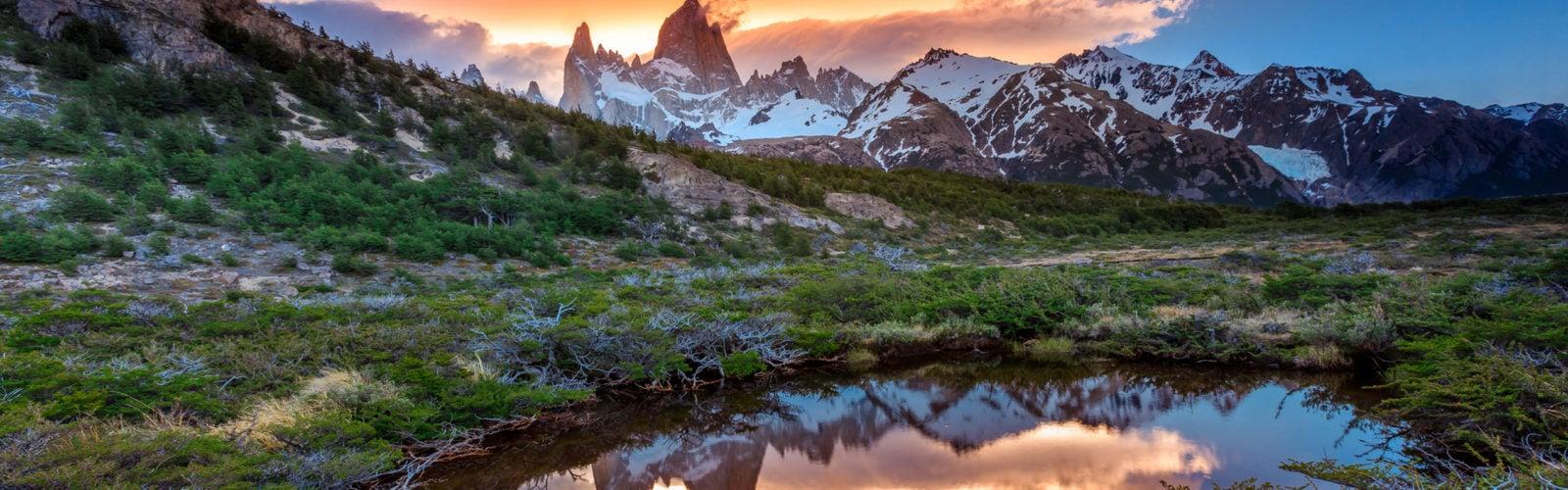 Mount Fitzroy, Patagonia