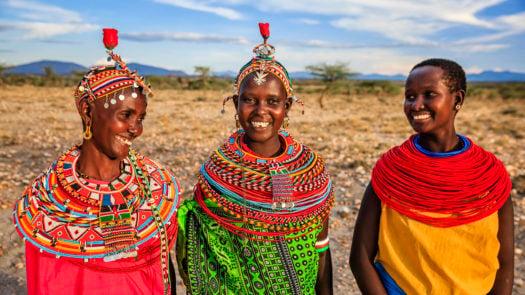 Kenya Safari Tours - Samburu Tribe