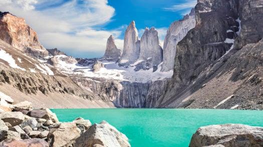 Torres del Paine, Patagonia, Chile