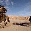 Galloping horses, Atacama Desert, Chile