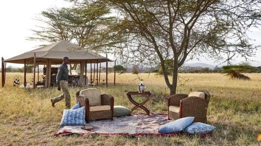 Legendary Serengeti Mobile Camp, Tanzania