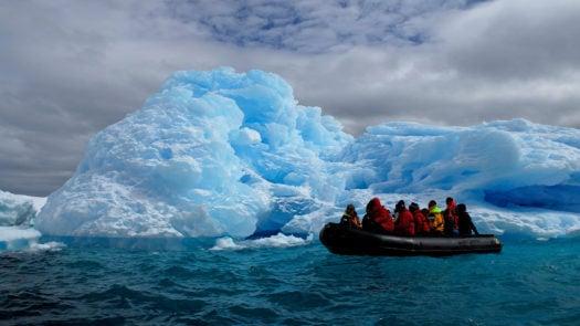 zodiac-boat-iceberg-antarctica