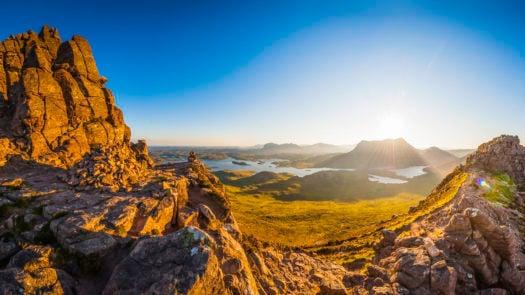 dawn-mountain-peaks-scotland