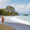 Beach Lapa Rios Costa Rica