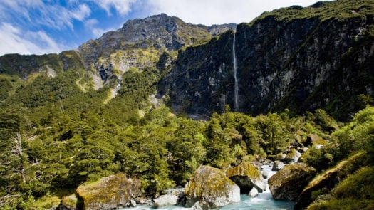 rob-roy-glacier-walk, Mount Aspiring National Park, New Zealand