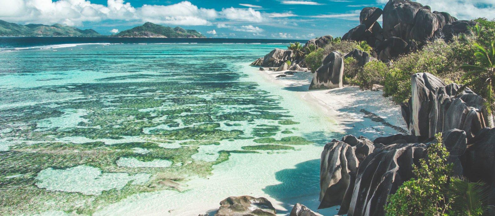 Paradise Island, Seychelles, Africa