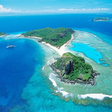 The Sacred Islands Fiji